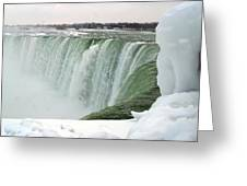 Niagara Falls 2 Greeting Card