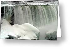 Niagara Falls 3 Greeting Card