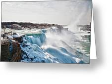 Niagara Falls 4589 Greeting Card