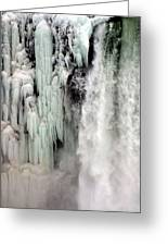Niagara Falls 5 Greeting Card