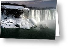 Niagara Falls 6 Greeting Card