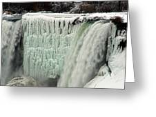 Niagara Falls 7 Greeting Card