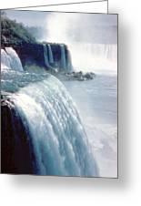 Niagara Falls New York State Greeting Card