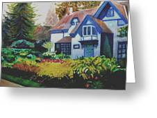 Niagara Garden Greeting Card