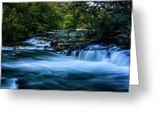 Niagara River Above The Falls_dsc8569_16 Greeting Card