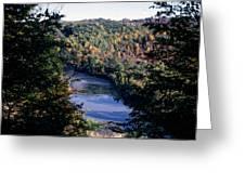 Niagaratributary Greeting Card