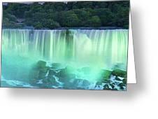 Niagra Falls, Ontario, Canada Greeting Card