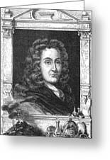 Nicolas L�mery, French Chemist Greeting Card