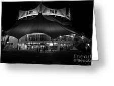 Night At The Circus Number Two Greeting Card