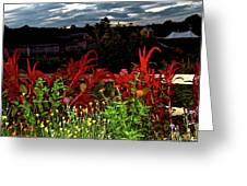 Night Garden Series 3 Greeting Card