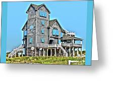 Nights in Rodanthe movie Serendipity House Photograph by Mark Lemmon