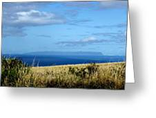 Niihau Island Greeting Card