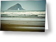 Matapia Island Greeting Card