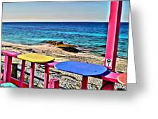 Nippers View Greeting Card