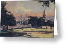 Nitra - Nyitra Slovakia, Cca 1900 Greeting Card