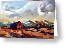 Niwot Colorado 3 Greeting Card
