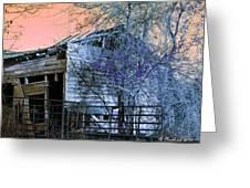 No Ordinary Barn Greeting Card