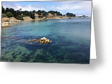 No Place Like Monterey Greeting Card