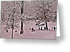 No School Today Greeting Card