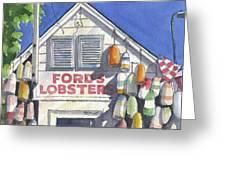 Noank Landmark Greeting Card