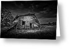 Nobody's Home Greeting Card