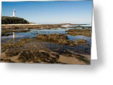 Norah Head Lighthouse Greeting Card