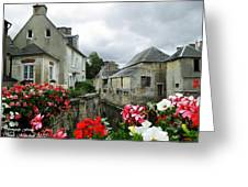 Normandy Arrival Greeting Card