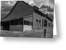 North Carolina Farm Greeting Card