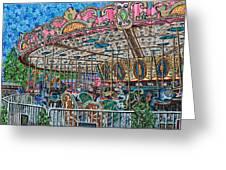 North Carolina State Fair 5 Greeting Card