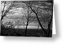 North Georgia View  Greeting Card