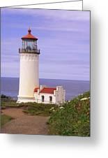 North Head Lighthouse Li 2000 Greeting Card
