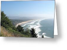 North Oregon Coast Photograph Greeting Card