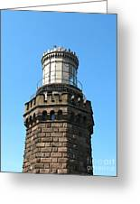 North Tower - Lighthouse Greeting Card