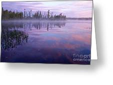 Northern Morning Beauty Greeting Card