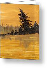 Northern Ontario Three Greeting Card