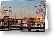 Northern Riverfront Greeting Card