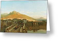 Northern Spain Greeting Card