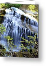 Northfork Falls Greeting Card