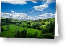 Northumberland Landscape Greeting Card
