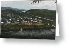 Northumberland On The Susquehanna River Greeting Card
