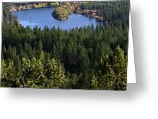 Northwest Splendor Greeting Card