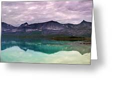 Norway Panorama Greeting Card