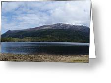 Norwegian Lake Greeting Card
