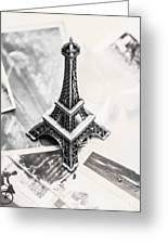 Nostalgia In France Greeting Card