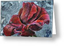 Not Every Rose Is Perfect Greeting Card