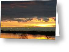 Not Just Another Sunrise Greeting Card