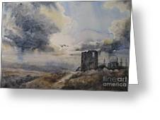Nothern Storm Greeting Card