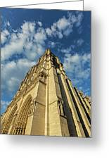 Notre Dame Angles In Color - Paris, France Greeting Card