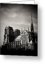Notre Dame II Greeting Card