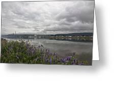 Nova Scotia Coast Scene Greeting Card